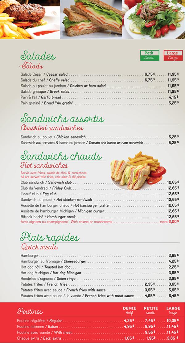 sanwichs
